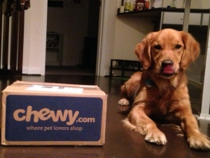 Did someone order some Benebones from Chewy??